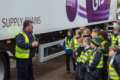 Gist Enfield joins Child Road Safety programme