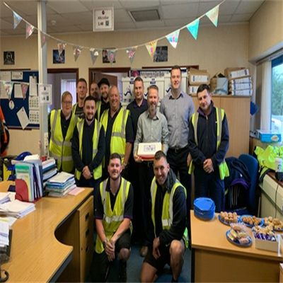 Gist Bedworth leads the way on driver efficiency