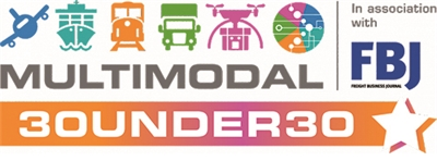 Gist Industrial Placement Student Named as winner in the Multimodal 30under30 Award 2020