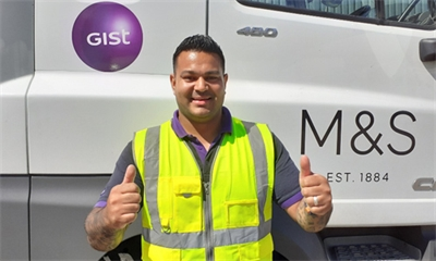 Gist offers up to £5,000 industry leading incentive package for new drivers