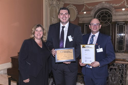 Gist recognised with SAP award