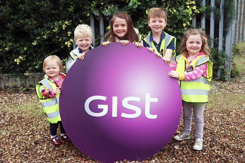 Gist mark Road Safety Week with Child Road Safety visits