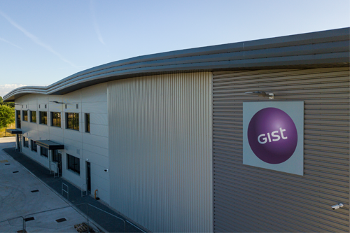 Gist's new Chesterfield site is open for business