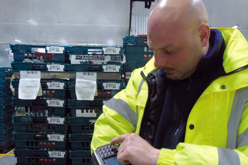 Warehouse system roll out ensures traceability