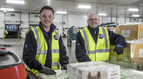 Every site in Gist's temperature controlled logistics network awarded BRC Global Standard accreditation