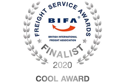 Gist shortlisted for British International Freight Association Freight Service Award