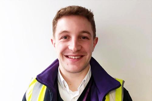 National Apprenticeship Week: Robert Poole, Team Leading apprentice