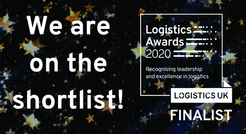 Gist shortlisted for four Logistics UK's Logistics Awards