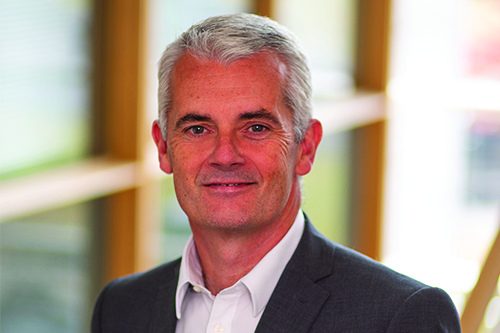 Gist announces new Chief Executive Michael Chambers