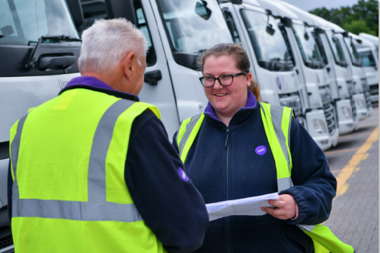 Gist tackles driver shortage with in-house HGV training and testing centre