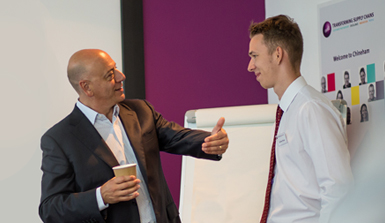 Martin Gwynn meets our latest Apprentices