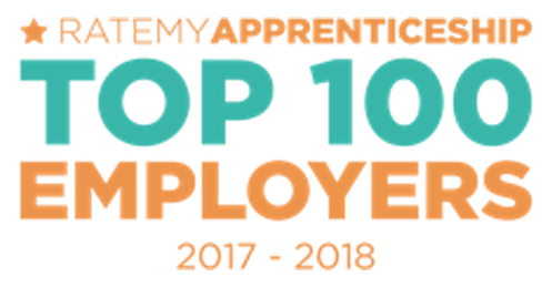 Rate My Apprenticeship: Top 100 Employers